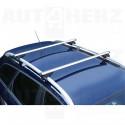 Střešní nosič - příčníky 135cm Menabo Brio XL uzamykatelné aluminium