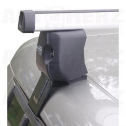 Střešní nosič - Škoda Fabia II (08-) aluminium uzamykatelný