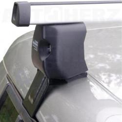 Střešní nosič - Škoda Rapid Spaceback (14-) uzamykatelný