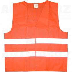 Vesta reflexní XL - oranžová / žlutá