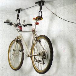 Zvedák jízdního kola - pro připevnění pod strop