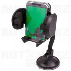 Držák na mobilní telefon / GPS navigaci s přísavkou krátký