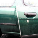 Chrániče na hranu dveří - průhledné 2x60cm