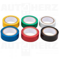Izolační pásky barevné 6ks