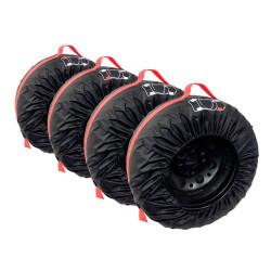 Ochranný obal na pneumatiky 4ks