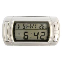 Teploměr digitalní s hodinami a kalendářem