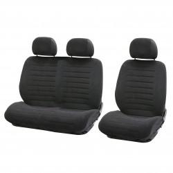 Potahy sedadel pro dodávkové vozy 3 sedadla