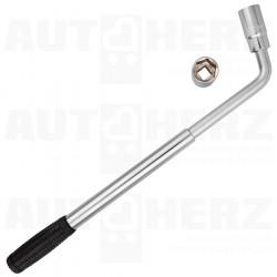 Klíč na kola - teleskopický 17/19mm a 21/23mm
