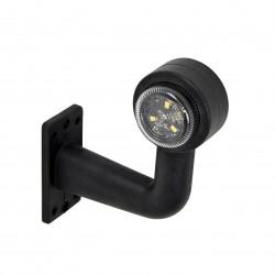 Poziční tykadlo LED červená/bílá 136mm L