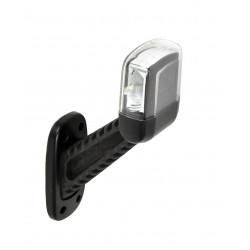 Poziční tykadlo LED červená/bílá 148mm L