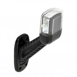 Poziční tykadlo LED červená/bílá 148mm P