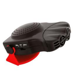 Ventilátor s ohřevem / topení do auta 12V 150W