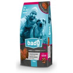 BADY granule s masovými polštářky - hovězí 10kg