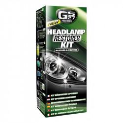 Renovace světlometů GS27 Headlamp Restorer Kit