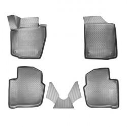 Gumové koberce Škoda Rapid (NH) 3D (2013)