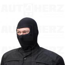 Kukla pod motocyklovou přilbu - černá