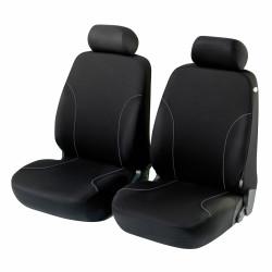 Potahy sedadel na přední sedačky Allessandro černé