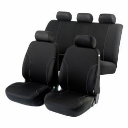 Potahy sedadel na celé vozidlo Allessandro černé
