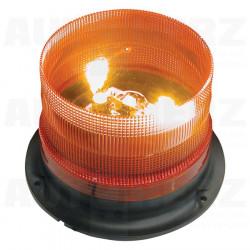 Maják výstražný stroboskopický - oranžový 12V 500W