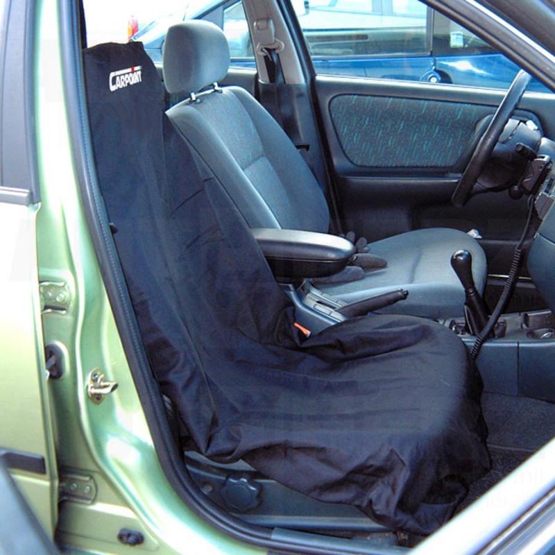 Návlek ochranný na přední sedadlo proti znečištění