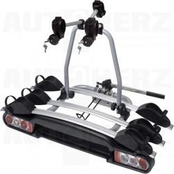 Nosic jízdních kol na tažné zařízení - Menabo Winny 3 sklopný aluminium