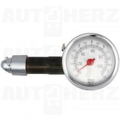 4Cars pneuměřič kovový 7.5bar