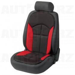 Potah na jedno sedadlo - Novara červený / černý