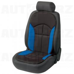 Potah na jedno sedadlo - Novara modrý / černý