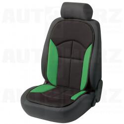 Potah na jedno sedadlo - Novara zelený / černý