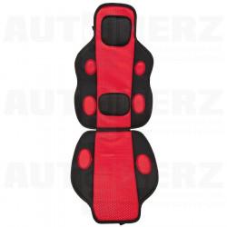Potah na jedno sedadlo - Race červený / černý
