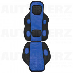Potah na jedno sedadlo - Race modrý / černý