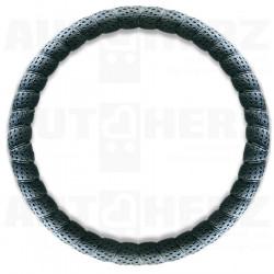 Potah volantu 37-39cm - omotávací černý
