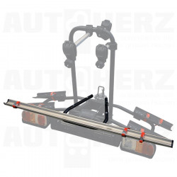 Nosic jízdních kol na tažné zařízení - přídavný držák na 3 kolo k nosiči Menabo Naos