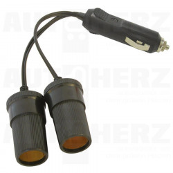Rozdvojka do zapalovače 12V - do zásuvky zapalovače