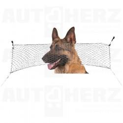 Carpoint síť na převážení psů do zavazadlového prostoru / kufru